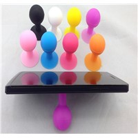 Eco-friendly Silicone mobile phone holder stand