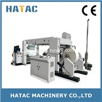 High Speed PVC Film Slitting Machinery