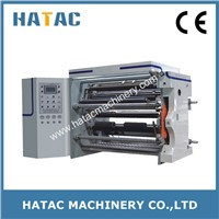 High Speed Plastic Film Slitting Machinery