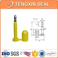 2016 ISO china manufacture high security shipping container seal bolt seal