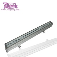 24x3W Waterproof IP65 Tricolor LED Wall Washer