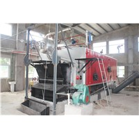 Biomass Rice husk fired steam boiler