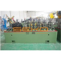 Decorative tube making machine