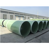 FRP Sand-Filled Pipes for Underground