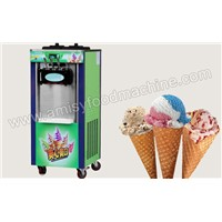 Vertical Soft Ice Cream Machine
