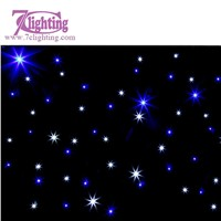 Wedding backdrop LED Star Curtain