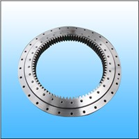 Slewing bearings with internal gear for rotary equipment