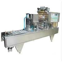YY-3Q Cup Filling and Sealing Machine
