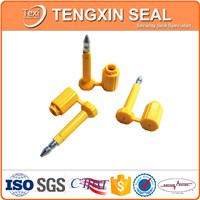 heavy duty temper proof container security bolt seal