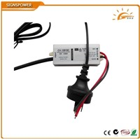 12V/24V DC 10W constant current led power supply switch led transformer