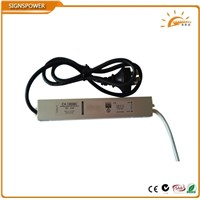12V/24V DC 30W led power supply switch led driver transformer