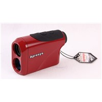 Apresys Portable laser rangefinder 5-550 M Pro550 for golf, hunting, distance measurement