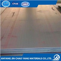 High strength bridge building steel plate