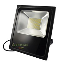 IP65 Slim SMD LED Flood Light/Economic LED Project Lamp 90W