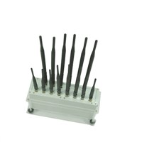 New 14 bands cell phone signal jammer Blocker Isolator, High Quality Cell Phone Jammer Supplier