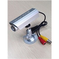 Outdoor Weatherproof Mini Bullet Camera with Sunshield