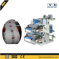 Plastic PE Bag Flexographic Printing Machine (YT)