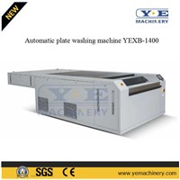 Printing Machine Flexo Plate Washing Machine (YEXB Series)