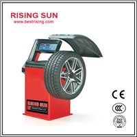 Digital display used tire balancing machine for sale