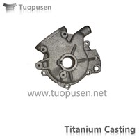 Titanium and Titanium alloy Investment Casting Parts