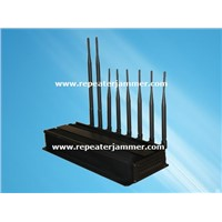Walkie-Talkie Blocker/Interphone Jammer/Cell Phone Jammer, Top China Cellular Jammer Manufacturer