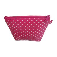 Hot sell cosmetic bag /PVC zipper bag / /promotion gift bag