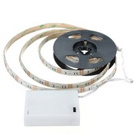 Battery powered 3.6V strip light