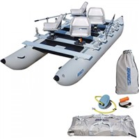 Sea Eagle 440fc Fold Cat Pro Angler Package