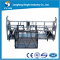 aerial work platform / construction gondola / swing stage