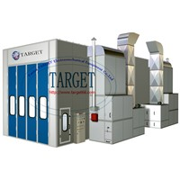 CE Standard Industrial Spray Booth