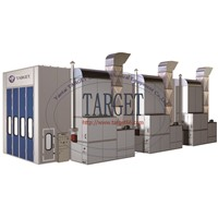 Truck/Heavy Vehicle Spray Booth /Auto Baking Oven/Spray Booth