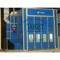 CE Certified Truck or Bus Spray Paint Booth for Sale