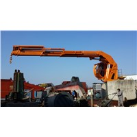 Hydraulic Telescopic Knuckle Boom Crane