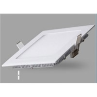 AC90-265V Ultra thin LED Square panel light