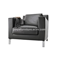 Mordern Style Leisure Sofa Chair High Quality Fabric Sofa Leather Sofa Chair Single-Seat Sofa