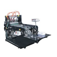 Envelope & Paper Bag Making Machine Model WF Series