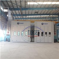 Down Draft Customized Best Truck Spray Booth TG-18-50