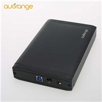 USB 3.0 3.5 inch Aluminum SATA HDD Case Hard Disk  Enclosure