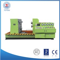 clamping valve testing bench