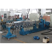 Parallel Twin screw extruder/plastic recycling extruder machine