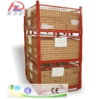 Stackable Wire Mesh Cage
