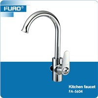 Brass chrome upc 61-9 nsf kitchen faucet