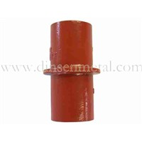 Wholesale EN877 SML sewer cast iron pipe fittings flange pipe