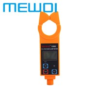 MEWOI1000-AC 0.0mA-1000A 48mm H/L 60KV Voltage Clamp Meter
