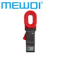 MEWOI3000+-0.01-1200ohm Clamp On Earth Ground Resistance Tester/Meter