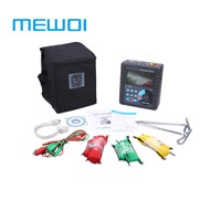 MEWOI4000-Earth Ground Resistance Tester/Soil resistance tester