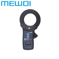 MEWOI7800E-High Accuracy AC/DC AC 0.0A~1500A ,DC 0.0A~2000A Clamp Current Meter