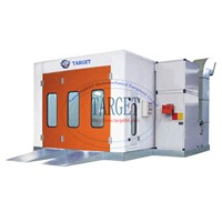 Water Based Spray Booth /Auto Spray Booth / Industrial Spray Booth