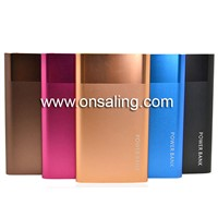 DC5V /1.5A, 2A 8000mAh ultrathin battery chargers