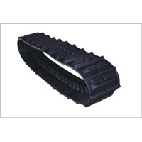 harvester spare part rubber track